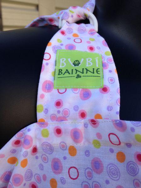 Bubí Bainne Nursing Cover Bubbles