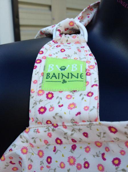 Bubí Bainne Nursing Cover Shabby Chic