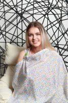 Bubí Bainne Polka Dot Nursing Cover